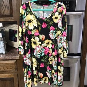 Tops - Women's Plus Size Tunic/Dress